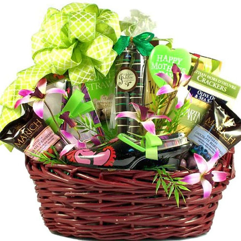 Mother's Day Celebration Gift Basket