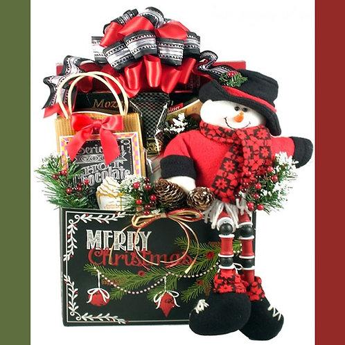 Merry Christmas Family Gift Box