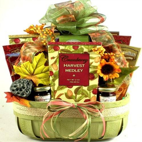 Fall Gift Basket, Autumn Gift, Thanksgiving, Fall Birthday