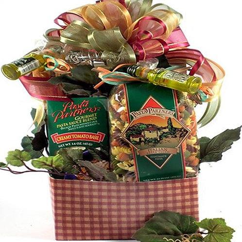Italian Dinner Gift Basket
