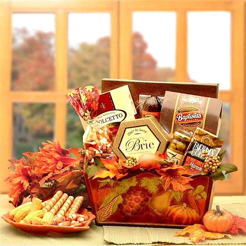 Autumn Glow Gift Basket