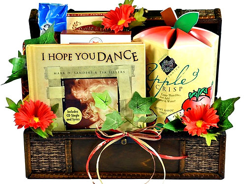 I Hope You Dance, Heartwarming Gift Basket