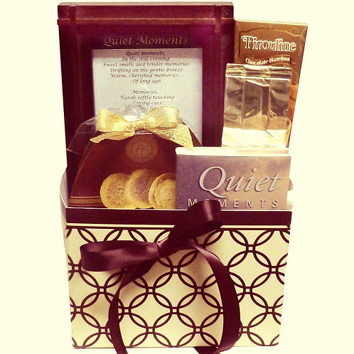 Quiet Moments Sympathy Gift