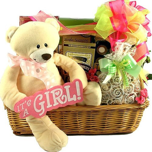 Precious Princess, Baby Girl Gift Basket