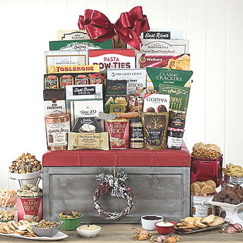 Luxurious Holiday Gourmet Chest