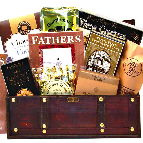 Father's Day Gourmet Gift Chest