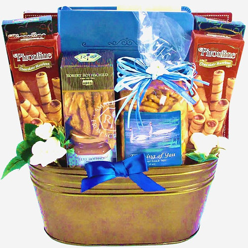 Wings of Comfort Gift Basket