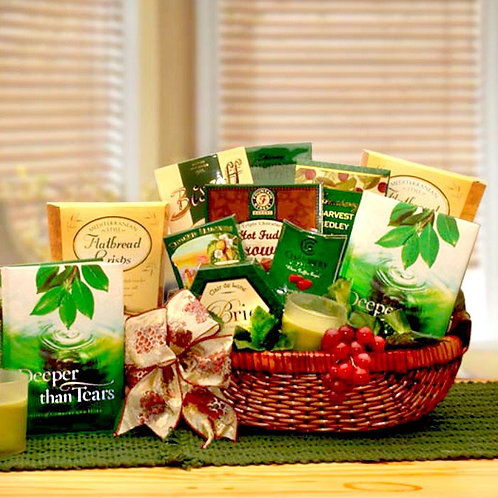 Comfort and Hope, Sympathy Gift Basket