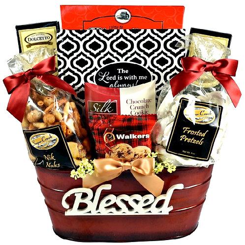 Blessed Beyond Measure, Inspiring Faith Based Gift Basket