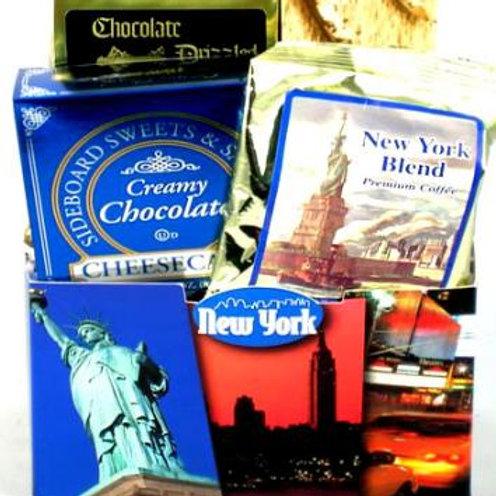 New York, New York Gift Basket