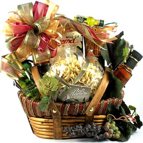 The Vineyard, Gourmet Italian Food Basket