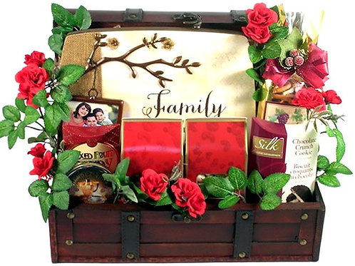 Blessing Branches, Family Gift Basket
