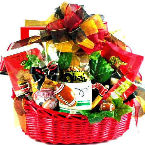 Game Day Gift Basket