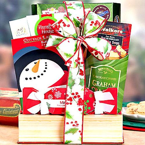 Seasonal Splendor Holiday Gift Box
