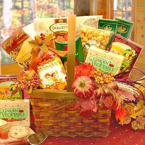 Bountiful Blessings, Thanksgiving Gift Basket