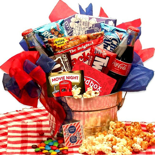 Blockbuster Movie Gift Assortment