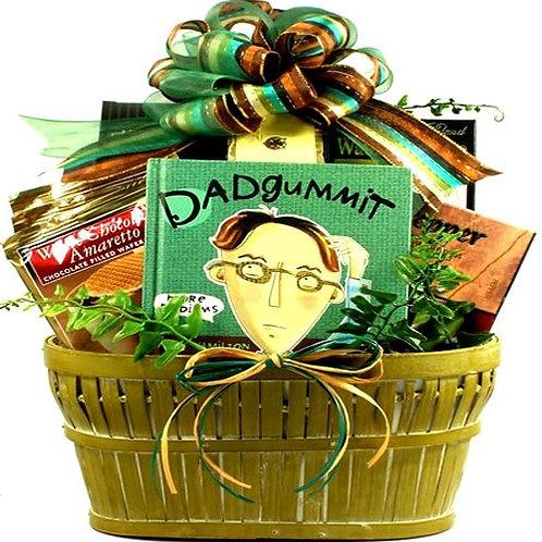 Dadgummit!, Dadism Gift Basket