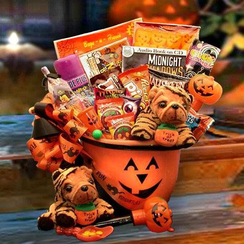 Halloween Frightful Fun Bucket