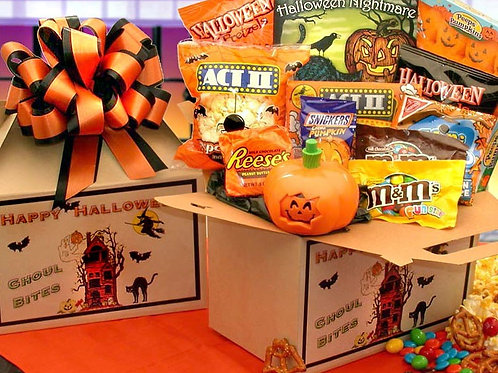 Hauntingly Delicious Halloween Gift Box