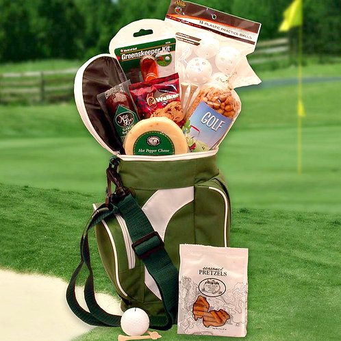 Golfing Around Golf Sports Bag, Golfers Gift Bag