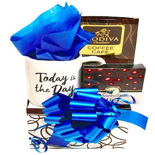 It's Your Big Day, Happy Birthday Gift Basket