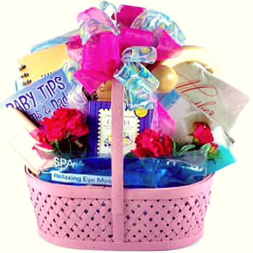 TLC Mommy to Be, Gift Basket