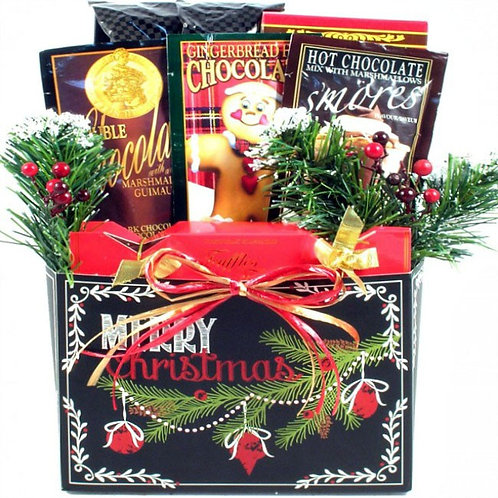 Merry Christmas To You Gift Box