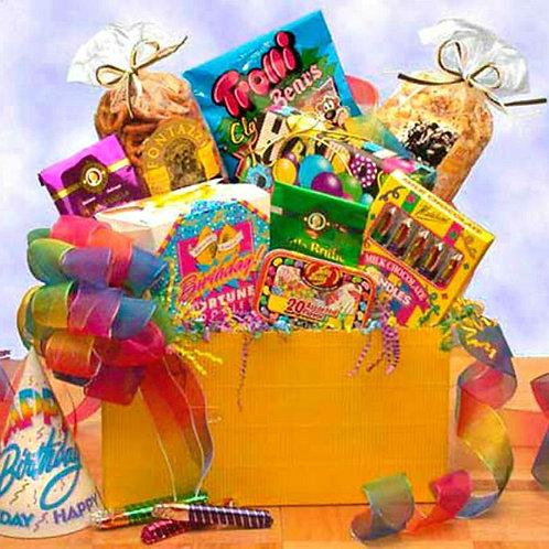 Big Surprise! Happy Birthday Gift Box