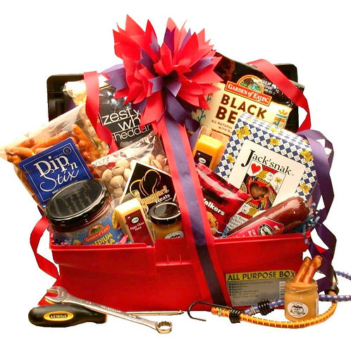 The Do-It-Yourself Guy Gift Basket