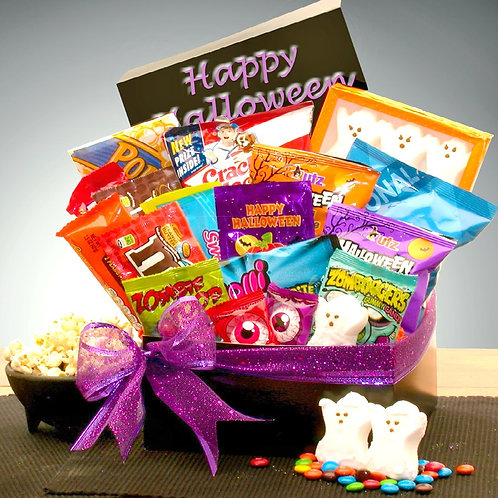 Trick or Treat Halloween Candy Crush