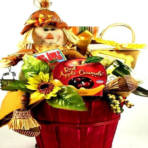 Bushels of Fun, Fall Gift Basket