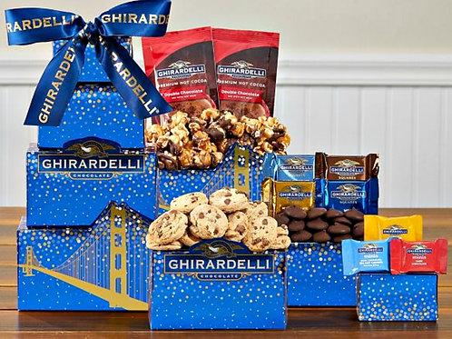 Ghirardelli Chocolate Gift Tower, Best Chocolates Anywhere