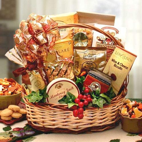 Bountiful 5 Star Gourmet Gift Basket