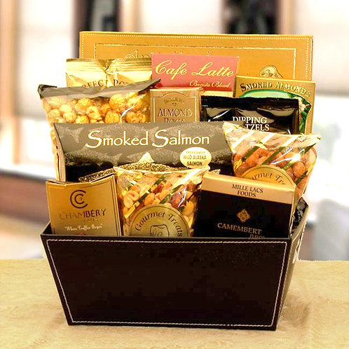 Metropolitan Gourmet Food Basket