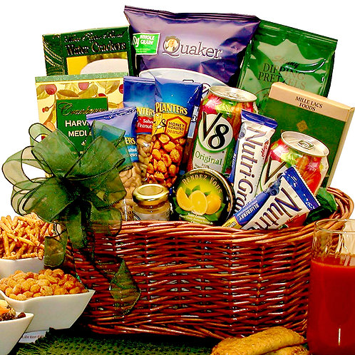 Heart Smart, Healthy Living Gift Basket Delivery