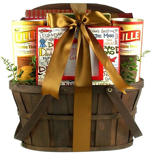 Father Knows Best Gift Basket