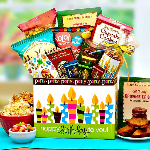 It's Your Birthday, Happy Birthday Wishes To You Gift Box