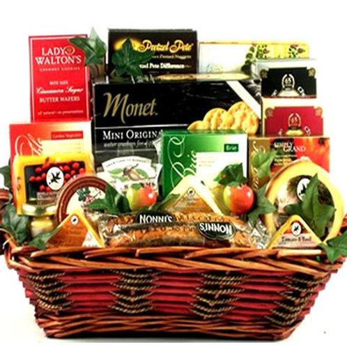 Gourmet Cheese Basket