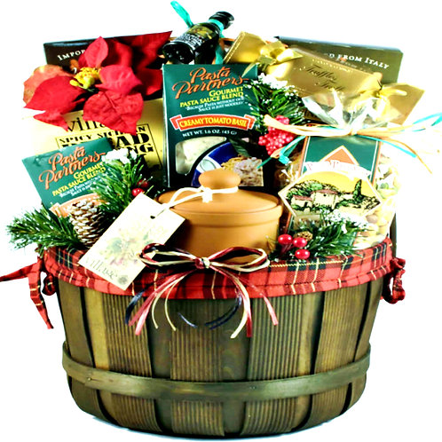 Buon Natale!, Italian Christmas Basket