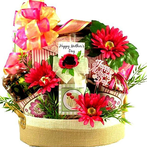 A Motherís Day Retreat, Gift Basket