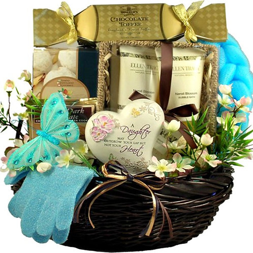 For My Special Daughter, Gift Basket