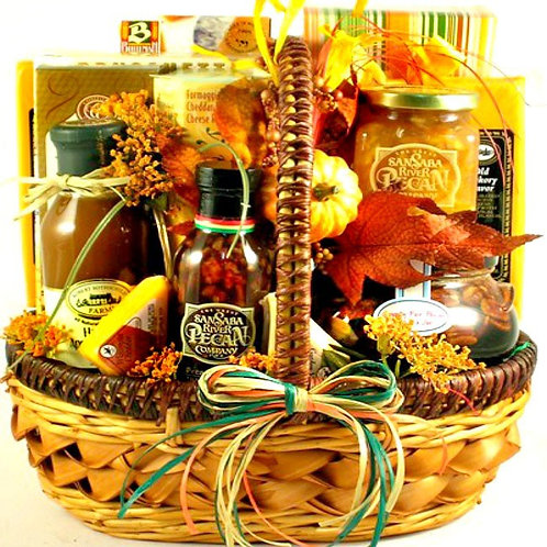The Country Sampler Gourmet  Basket