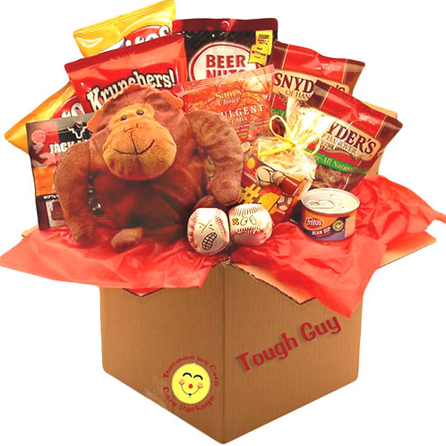 Tough Guy Fun-Filled Care Package With Tough Guys Logo
