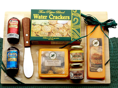 Classic Meat & Cheese Board Gift Set Any Occasion
