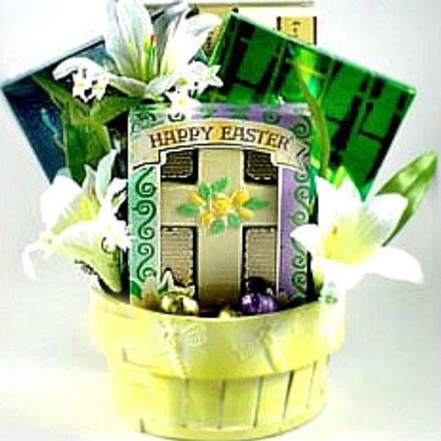 In The Spirit Of Easter Gift Basket