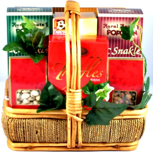 Sweet & Salty Large Snack Gift Basket
