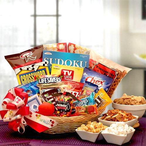 Recuperation Gift Basket