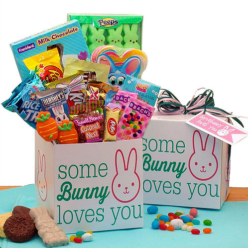 Some Easter Bunny Loves You, Easter Care Package