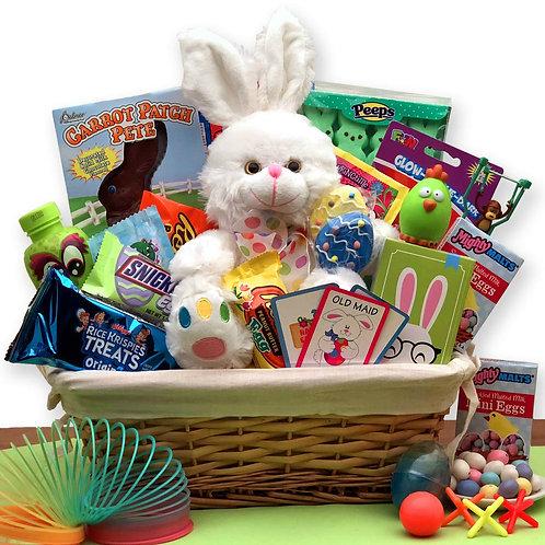 Adorable Bunny Express, Easter Basket For Kids