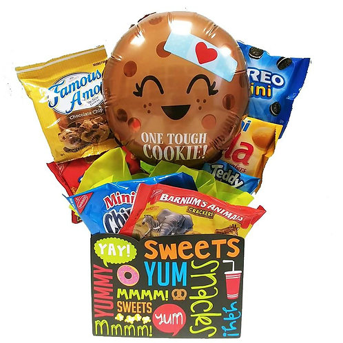 One Tough Cookie, Cheery Get Well Gift Box